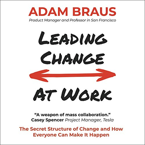Leading Change at Work Titelbild