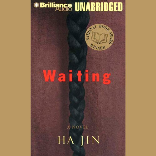 Waiting audiobook cover art