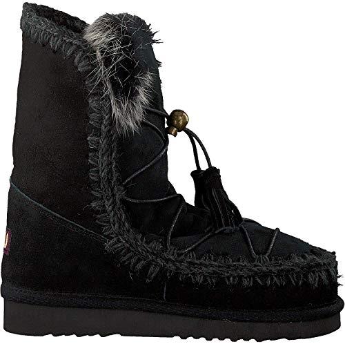 Mou Ankle Boots Fw101005a Schwarz Damen - 36 EU