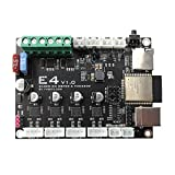 chaoxiner 1 Unidades E4 V1.0 Wifi Control Board ESP32 y TMC2209 con Bluetooth compatible para anillos de moda 3D