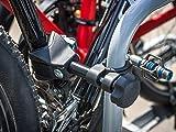 Eufab 11412 Fahrradträger BIKE THREE - 5
