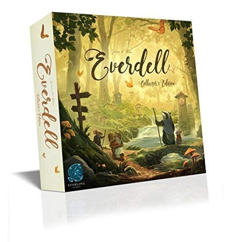 Starling Games everdell: Collectors Edition (zweiter Druck)