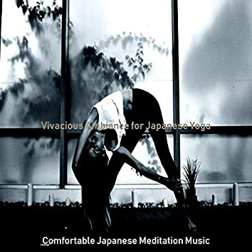 Vivacious Ambiance for Japanese Yoga