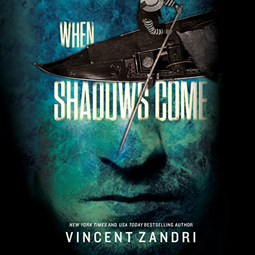 When Shadows Come audiobook cover art