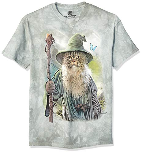 The Mountain Unisex-Adult's Catdalf, Green, XL