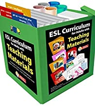 ESL CURRICULUM FOR ADULTS WITH TEACHING MATERIALS. Everything you need to start teaching English as a Second Language to Adults at your learning center.ESL teaching materials for adults.