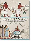 Prisse d'Avennes. Egyptian Art (Bibliotheca Universalis) (Multilingual Edition)