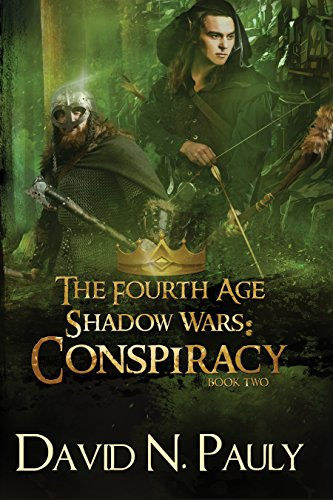 Conspiracy: A Nostraterra Fantasy Novel (The Fourth Age: Shadow Wars Book 2) (English Edition)