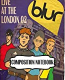 Composition Notebook: Blur English Rock Band The Lo-Fi Style of American Indie Rock Groups US...