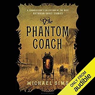 The Phantom Coach audiobook cover art