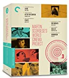 Martin Scorsese's World Cinema Project No. 3 (The Criterion Collection) [Blu-ray]
