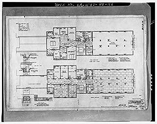 HistoricalFindings Photo: Mare Island Naval Shipyard,Hospital Headquarters,Johnson Lane,Vallejo,CA,HABS,23
