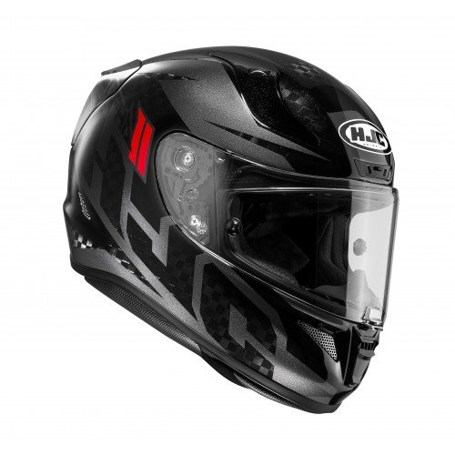 HJC Motorradhelm RPHA 11 Carbon Lowin MC5, Schwarz, Größe L