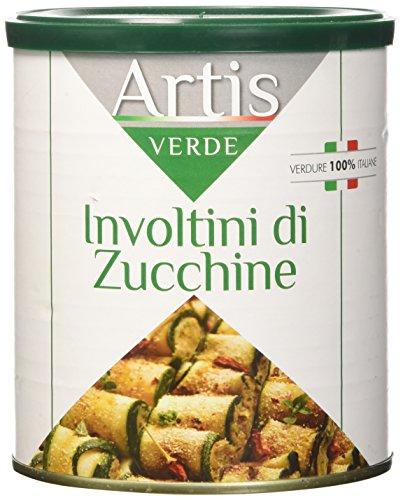 Artisfood Involtini di Zucchine - 1000 gr