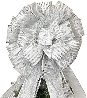 Best large ribbon tree topper Reviews