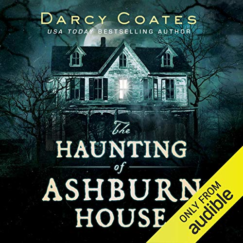 The Haunting of Ashburn House  By  cover art