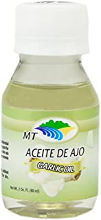 MadreTierra Aceite de Ajo / Garlic Oil, 2oz