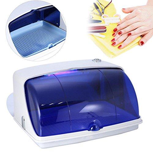 Esterilizador Profesional Gabinete Ultravioleta del desinitidor de la temperatura del esterilizador de la desinfección del salón (EU)