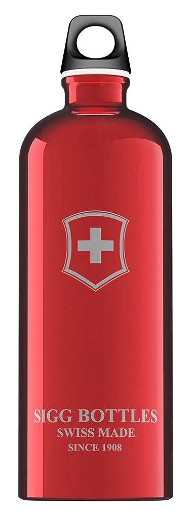 バンジージャンプスロベニアミニSIGG シグ スイスエンブレム ブラック 1.0L 00050254