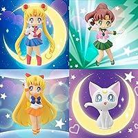美少女戦士セーラームーン あつめてフィギュア for Girls2 全4種セット