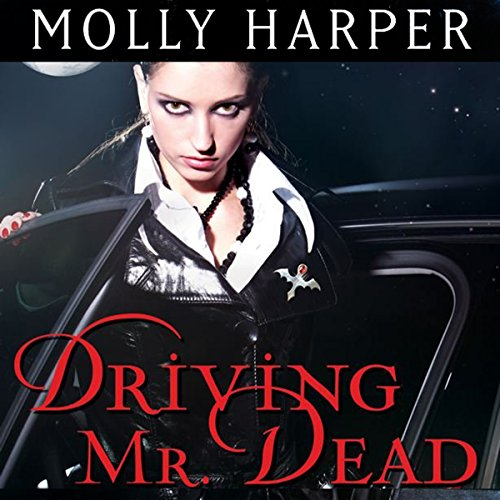 Driving Mr. Dead audiobook cover art