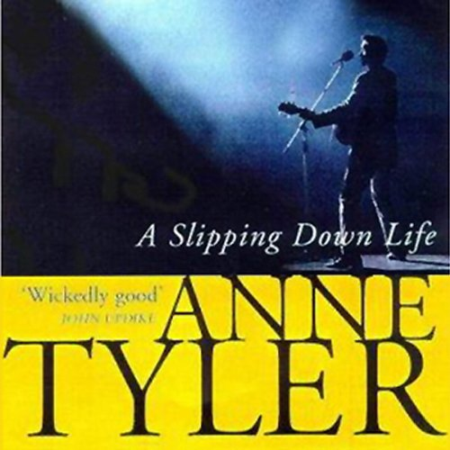 A Slipping Down Life audiobook cover art