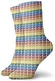 Calcetines cortos para atletismo gay gay gay, 30 cm