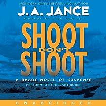 Shoot Don't Shoot: Joanna Brady Mysteries, Book 3