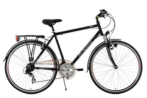 KS Cycling Trekkingrad Herren 28'' Vegas schwarz RH 58 cm Flachlenker