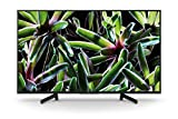 Sony KD-43XG7005 TV Smart da 43', 4K Ultra HD, HDR, Slim Design, Nero
