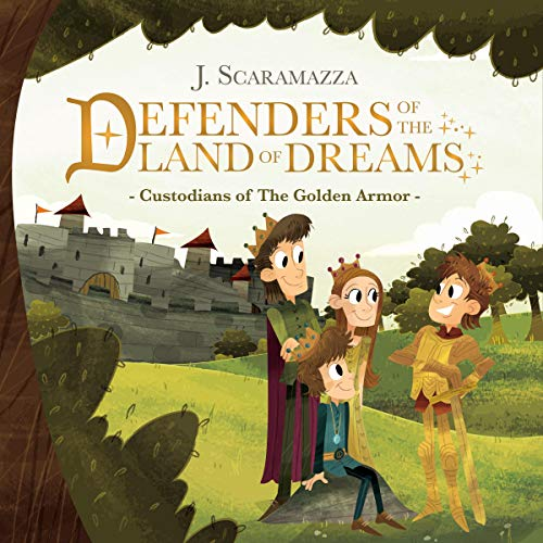 Defenders of the Land of Dreams Audiobook By Jose Scaramazza cover art