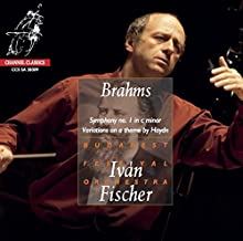 Brahms: Symphony No. 1 / Variations on a Theme By Haydn