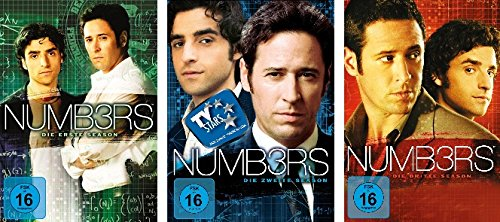 The Numbers Behind Numb3rs: Solving Crime with Mathematics The Numbers Behind Numb3rs: Solving Crime with Mathematics