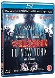 Welcome To New York [Blu-ray] [Reino Unido]