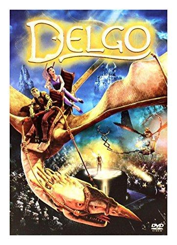 Delgo [Region 2] (English audio. English subtitles) by Freddie Prinze Jr.