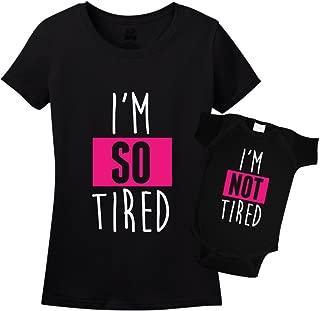 im not tired shirt