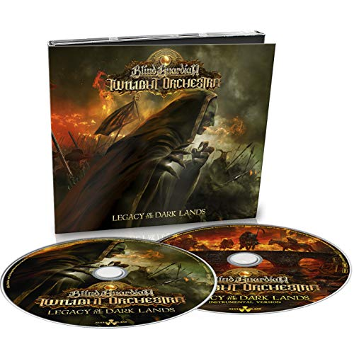 The Legacy Of The Dark Lands (Digipack)