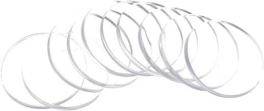 Hardware 10 stks Glas Tafel Pad Anti Spacer Zuignap Wahser Glas Cover Demper