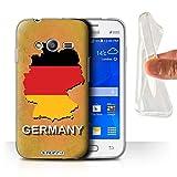 Hülle Für Samsung Galaxy Ace 4 Neo/G318 Flagge Land