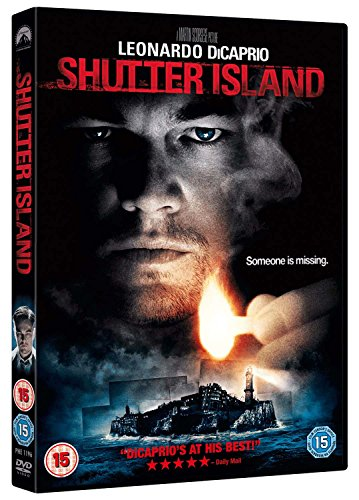 Shutter Island [Edizione: Regno Unito] [Reino Unido] [DVD]