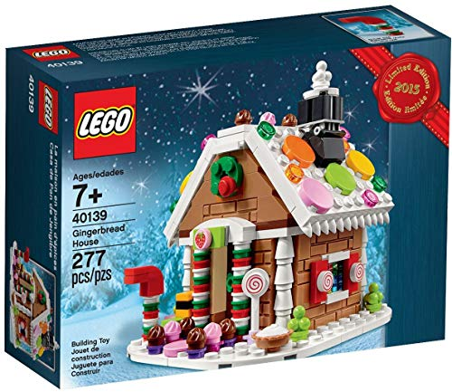 LEGO 40139 Gingerbread House (277...