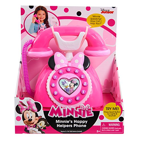 MINNIE Happy Helpers Phone - styles may...