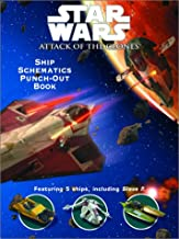 Ship Schematics Punch Out Book (Star Wars, Episode II: Attack of the Clones)