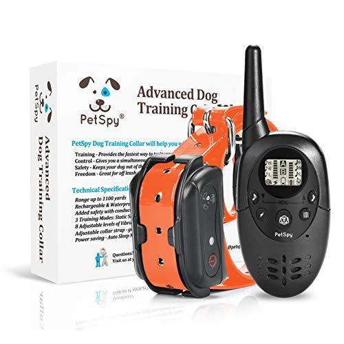 PetSpy M86N Dog Training Shock Collar