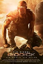Riddick Poster 24x36 Ships Rolled in Cardboard Tube