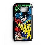 Batman Officiellement sous Licence Comics Couverture de téléphone, Cas pour Samsung S6