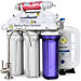 iSpring 6-Stage Water Filter System with Alkaline Remineralization-RCC7AK(Renewed)