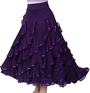 Women S Long Maxi Skirt Belly Dance Vintage Festive Skirt Feast Clothing Chiffon Maxi Skirt Vintage Chic Fashion Cocktail ...
