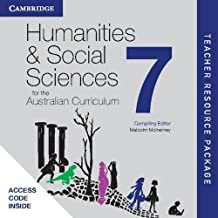 Humanities and Social Sciences for the Australian Curriculum Year 7 Teacher Resource (Card)