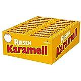 Karamell Riesen (80 x 29g) / Karamellbonbon mit Biss -